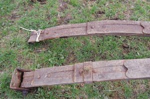1956 Plymouth BELVEDERE REAR LEAF SPRINGS 56 CHRYSLER DODGE MOPAR