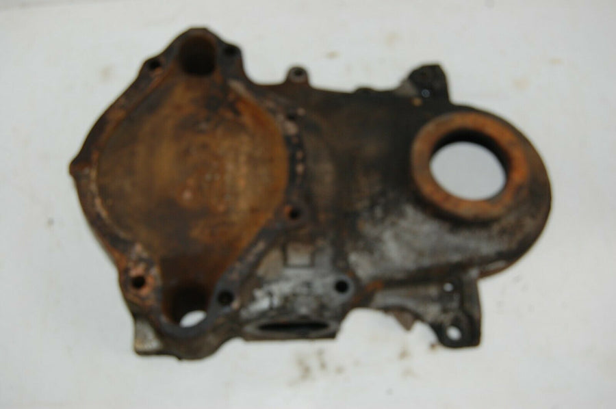 1956 PLYMOUTH BELVEDERE TIMING BELT COVER 1618684 MOPAR CHRYSLER