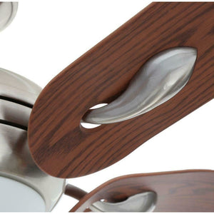 Cassaro II 52 in. Indoor Brushed Nickel Ceiling Fan REPLACEMENT PARTS