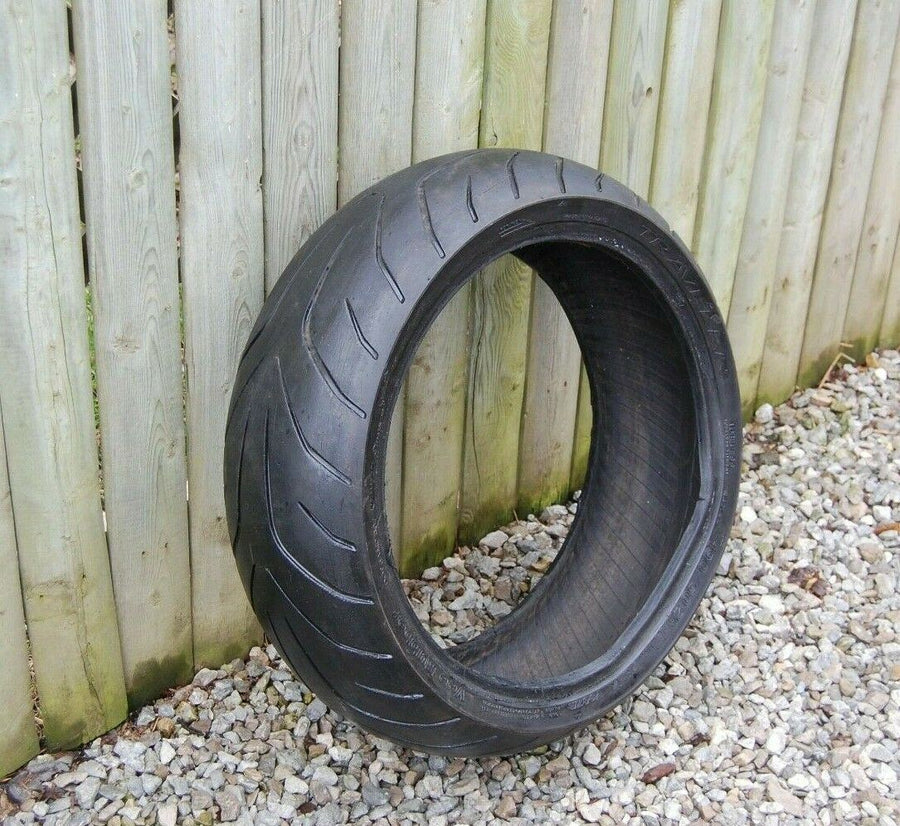VEE RUBBER SPORT RADIAL REAR TIRE V387R TRAVELER 190/50ZR17