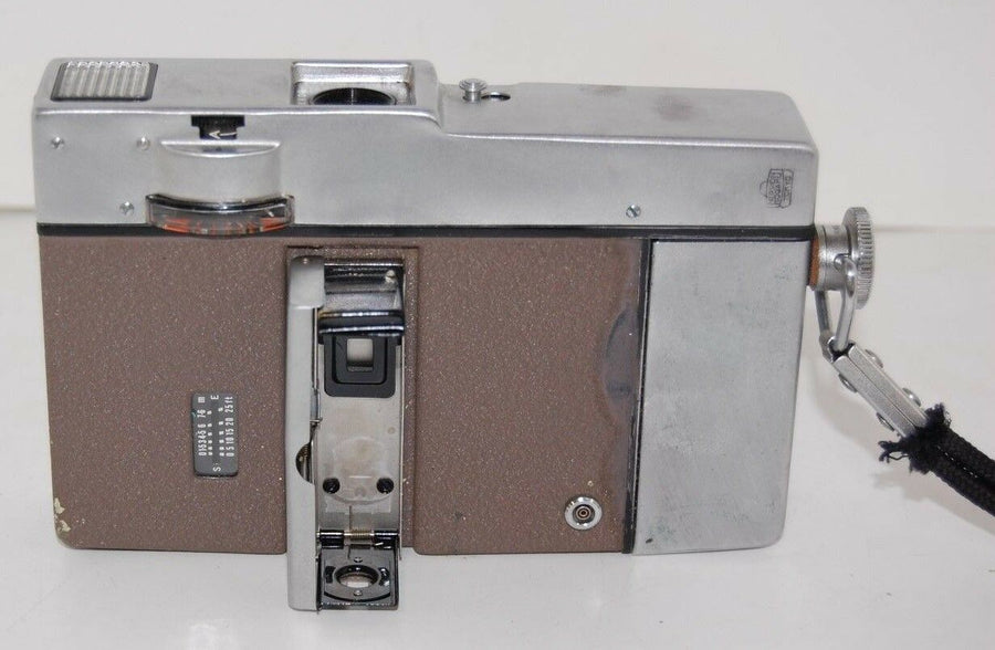 NIKKOREX 8 Film Camera 8mm Original 60's Non Tested With Case and Manual