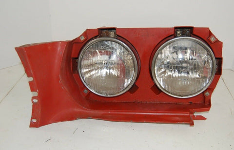 1972 72 Ford Gran Torino Sport CJ Driver Side Headlight Assembly Housing Bucket