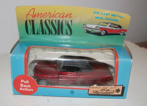 American Classics Diecast Metal 1/43 Pull Back Action #0150 Toys