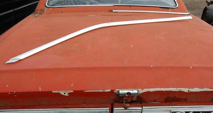 1964 64 Ford Galaxie left/driver side Interior Window Molding Trim