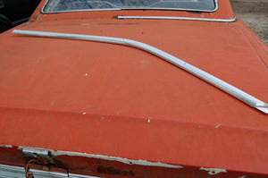 1964 Ford Galaxie right/passenger side Interior Window Molding Trim