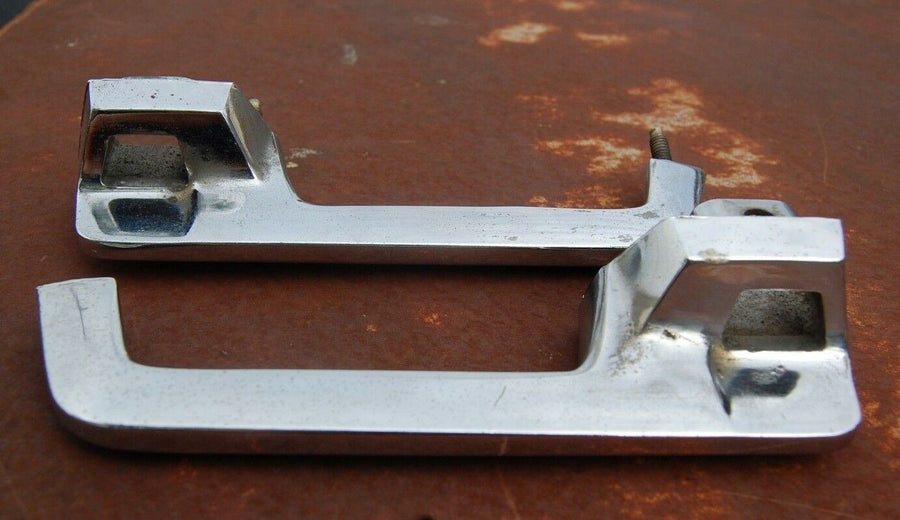 Set 66-71 Ford Torino Fairlane Exterior Chrome Door Handles 23633 23623 FoMoCo