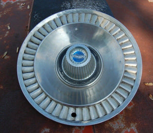 "1964 Ford Galaxie Hubcap Rim Wheel Cover HubCap 14"" Driving Condition"