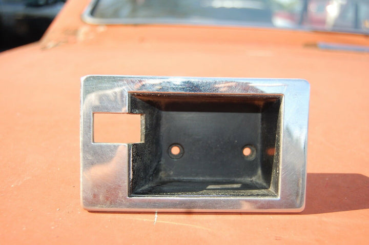 1985 Chevrolet Truck Right Passenger Side Interior Door Handle Plastic Cover