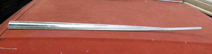 1964 64 Ford Galaxie 500 Left Hand Driver Side Door Spear Molding Trim