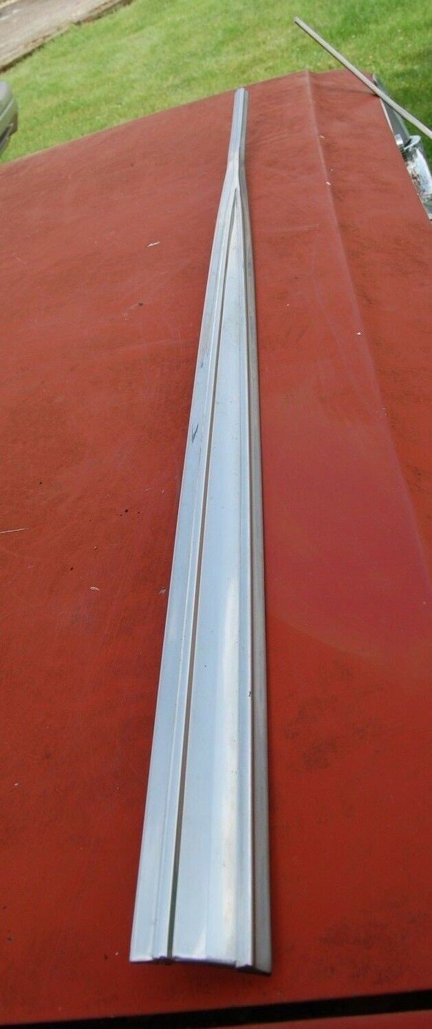 1964 64 Ford Galaxie 500 Left Hand Driver Side Spear Molding Trim OEM