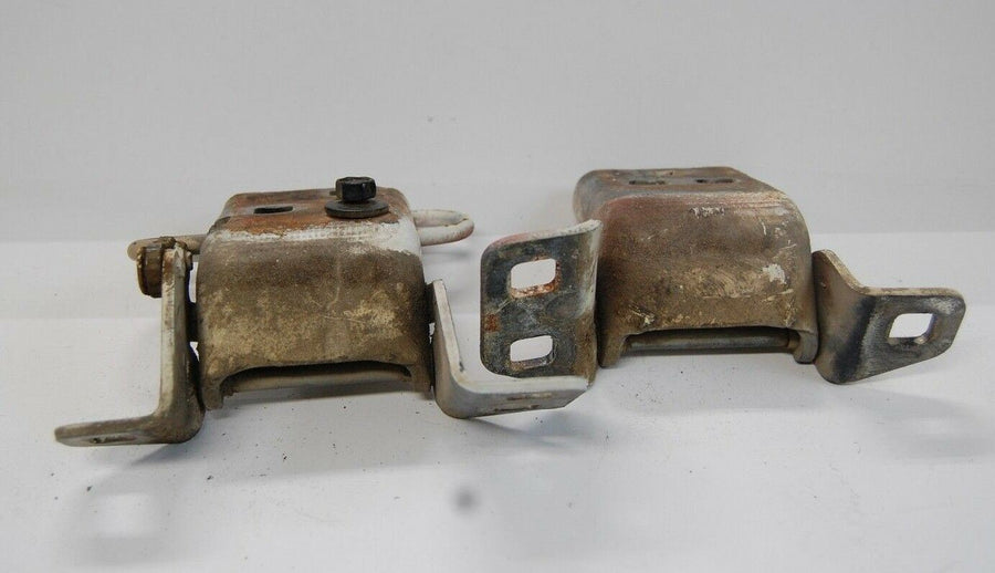1973-1987 Chevy GMC Big Block Truck Right Passenger Side Front Door Hinges Pair