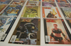 Marvel Ultimate X-Men Incomplete Comic Book Series 2-30 Bagged Boarded M/NM