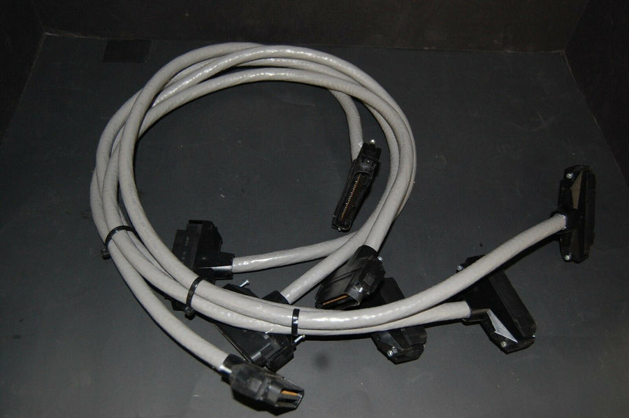 C525CP CAT5  CONNECTORS  BERK-TEK 25 PR CABLE 3FT CABLE