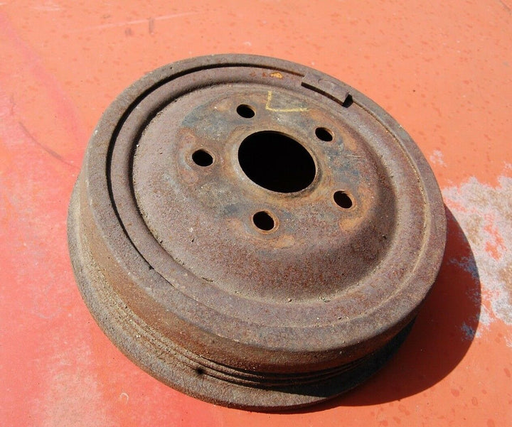 "1964 Ford Galaxie 11"" Brake Drum Hub 1963  62 63 64 65 67 68 driver side/ left"