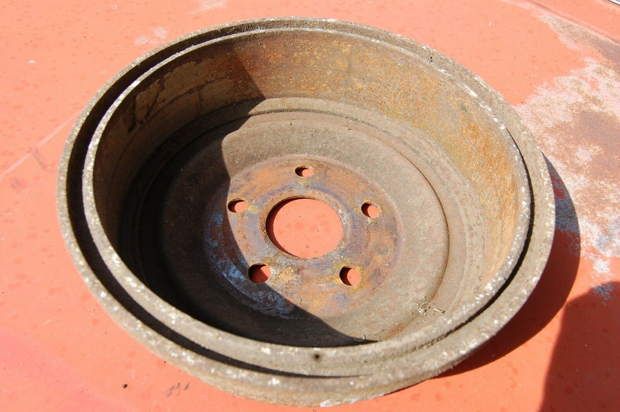 "1964 Ford Galaxie 11"" Brake Drum Hub 1963  62 63 64 65 67 68 pass side/ right"