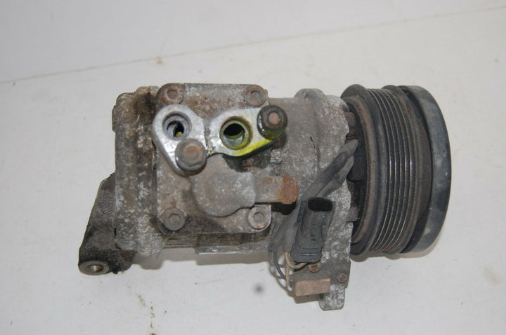 A/C AIR Compressor 1998 Dodge Caravan Voyager  96 97 98 99 00 #10PA17J MC4472