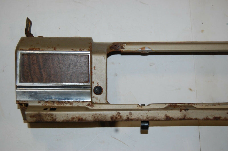 1968 FORD TORINO DASHBOARD FRAME DASH SHELL 1969 FAIRLANE COUGAR MUSTANG 69 68