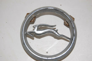 1967 Impala Emblem # 7650313 WITH 3 PINS AND 2 NUTS!