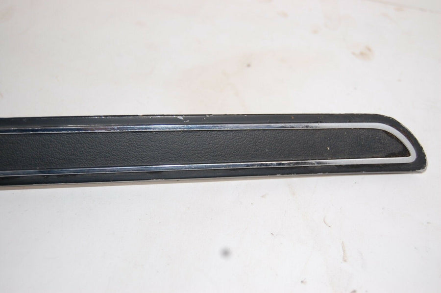 1967 Chevrolet Impala Belair interior dash panel trim molding strip OEM  67