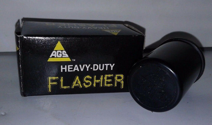 AGS 550 Heavy Duty Flasher 12 Volt with 3-terminal Prong