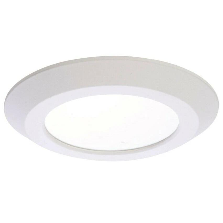 "Halo LED 5/6"" model #SLD606930WHR Universal Surface Mount Downlight"