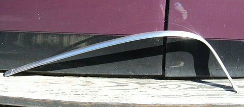 1956 Plymouth Belvedere RIGHT SIDE BACK WINDOW TRIM OEM MOLDING MOPAR 56