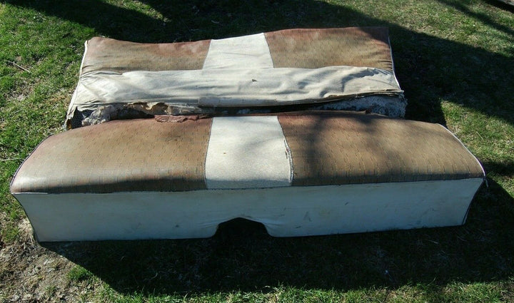 1956 PLYMOUTH BELVEDERE BACK BENCH SEATS MOPAR