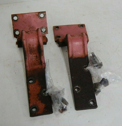 1956 PLYMOUTH BELVEDERE Door Hinges upper / lower right side OEM MOPAR 56
