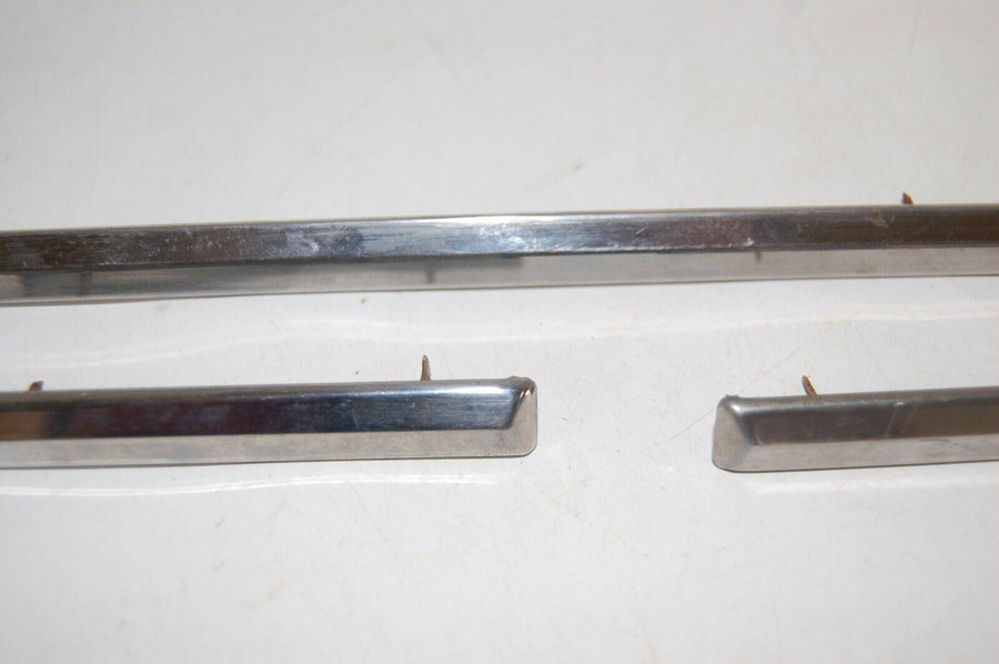 1956 2-door Plymouth Belvedere Interior L/S Quarter Panel Trim