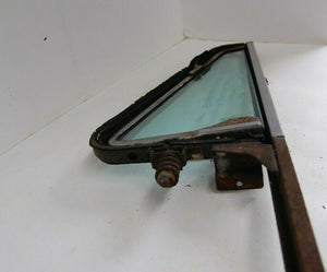 1956 Plymouth Savoy Front Left Quarter Vent Window Solex Glass Mopar