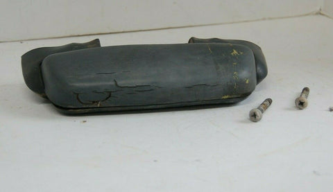 1956 PLYMOUTH SAVOY ARMREST MOPAR FRONT LEFT ARM REST HANDLE BASE OEM 56