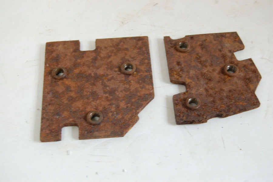 1968-1970  FORD TORINO FAIRLINE LEFT SIDE INTERIOR UPPER & LOWER PILLAR BRACKET