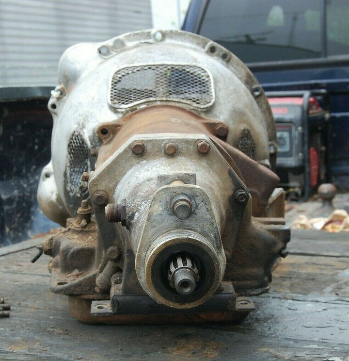 1956 PLYMOUTH BELVEDERE OEM Transmission CHRYSLER MOPAR PowerFlite 56