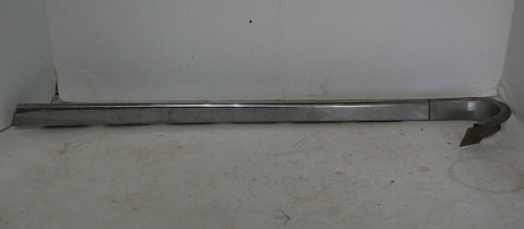 Vintage 1968 69 Dodge Charger right quarter window stainless trim Mopar B-Body