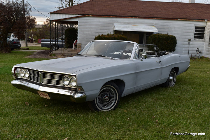 1968 Ford Galaxie 500 Convertible
