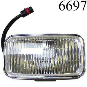 Fog Light Left Right 1993 1994 1995 Jeep Grand Cherokee 4713582 Crown 4713582
