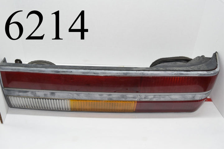84 1984  FORD MUSTANG GT TAIL LIGHTS  83 84 85 86 Left Driver Side