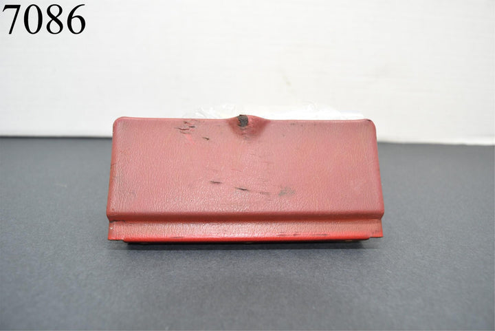 1964 1965 1966 Ford Thunderbird Console Rear Ash Tray 64 65 66 T Bird Red