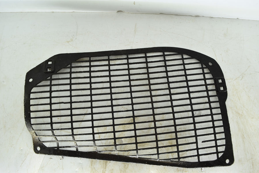 70-74 Mopar Barracuda Challenger Cowl Vent Screen RH Passenger E-Body Dodge