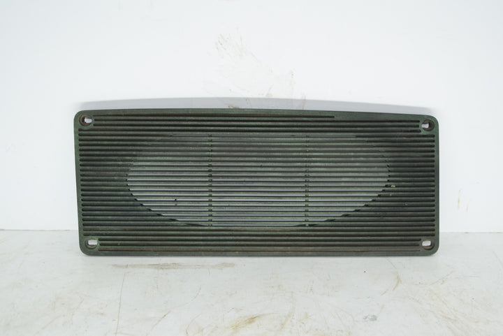 1970 OEM E Body Challenger Green Center Speaker Grille Cuda Mopar Dodge Plymouth