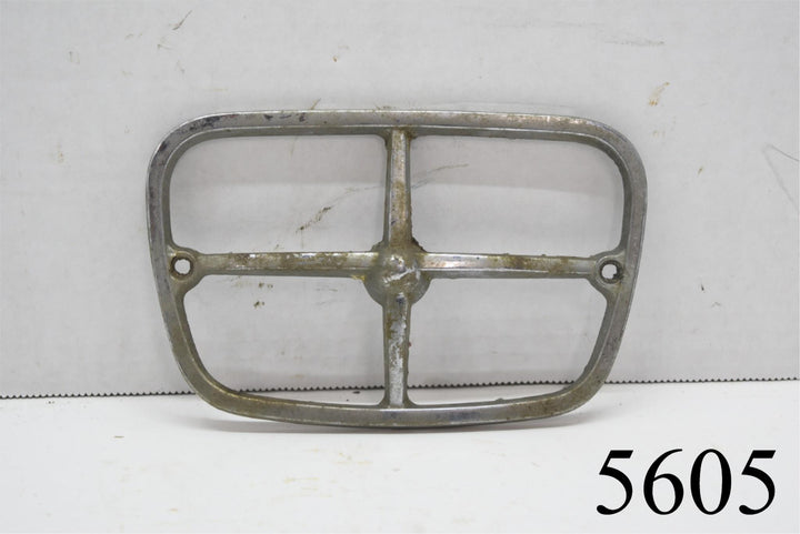 Original 1969-1973 Pontiac Firebird Turn Signal Park Light Bezel Cover Trim