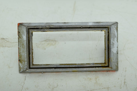 1968 Original OEM Chevy Camaro Nova Rear Side Marker Light Bezel Chevrolet 68