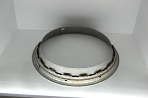 "1969 Ford Mustang Beauty Ring 14"" Wide 3"" Deep Original Hubcap"