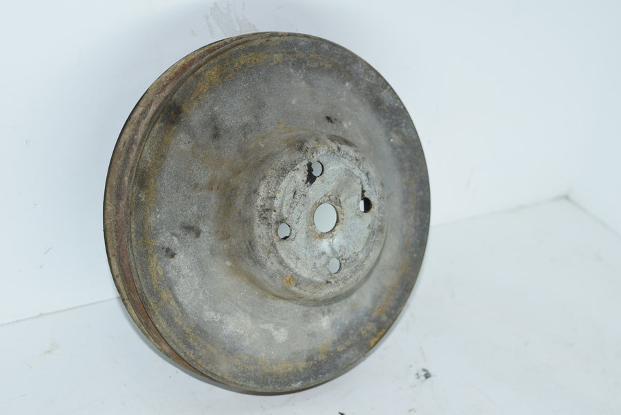 1963-64 Pontiac 2 Groove Water Pump Pulley #538547 Non-A/C 63 1964 OEM Original