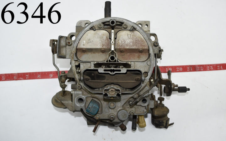1980 Corvette California 305 Rochester Quadrajet Carburetor Carb 17080517 80 GM