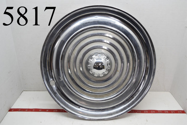 "1956 56 Oldsmobile 15"" Hubcap Holiday Rocket Starfire Wheel Cover OEM Single (1)"