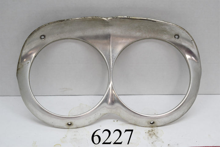 1958 Chevrolet Impala Headlight Bezel Trim Chevy 58 OEM Bel Air Biscayne Door