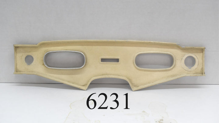 1958 Chevy Impala Dash Face Plate Trim Bezel Bel Air Biscayne 58 OEM Gauge Cover