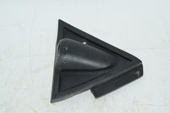 1979-1986 Ford Mustang RH Convertible Exterior Side Mirror Bezel Trim