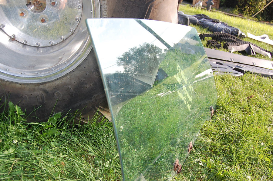 1970 Cutlass Passenger Side RH Original Window Door 70 Oldsmobile Glass Tint OEM